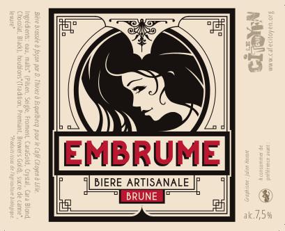 Etiquette_Embrume