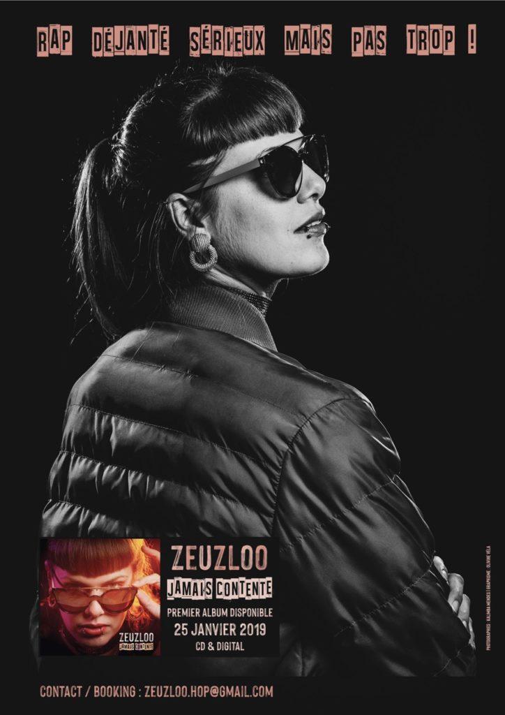 Concert de Zeuzloo et Dann Lee - SAM 29 FEV. 2020 à 20H00
